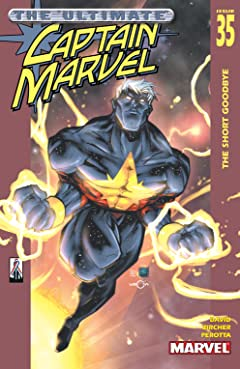 Captain Marvel (2000-2002) No.35