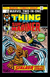 Marvel Two-In-One (1974-1983) #2