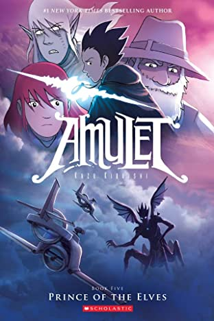 Amulet #5: Prince of the Elves