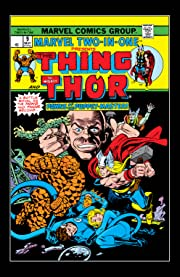 Marvel Two-In-One (1974-1983) #9
