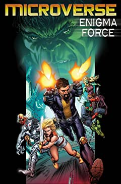 Microverse: The Enigma Force #1 (of 3)