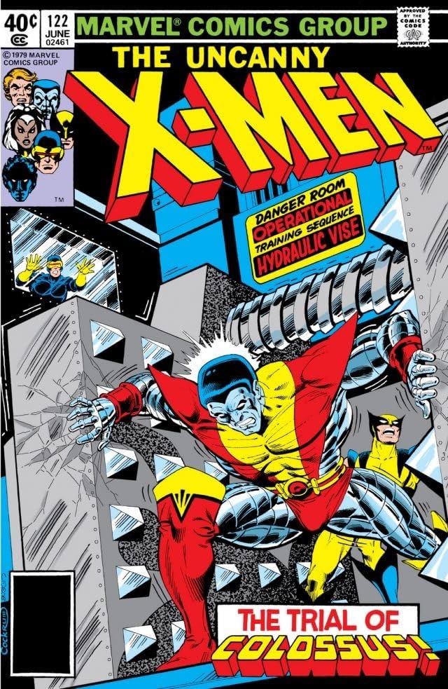Uncanny X-Men (1963-2011) #122