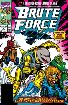 Brute Force (1990) No.1