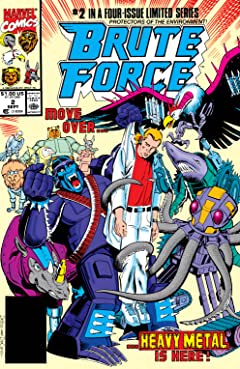 Brute Force (1990) No.2