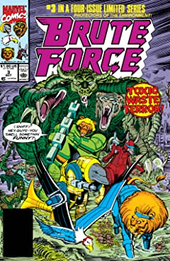 Brute Force (1990) No.3