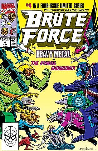 Brute Force (1990) #4