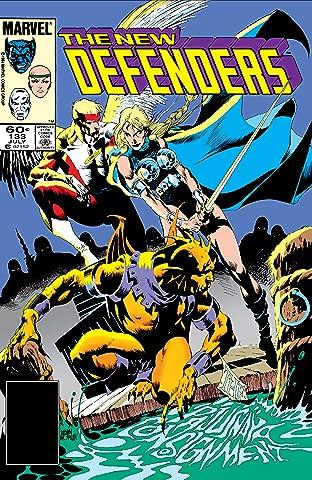 Defenders (1972-1986) #133