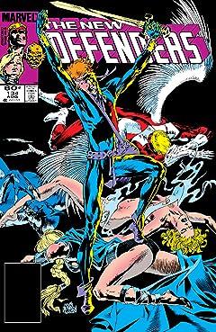 Defenders (1972-1986) #134