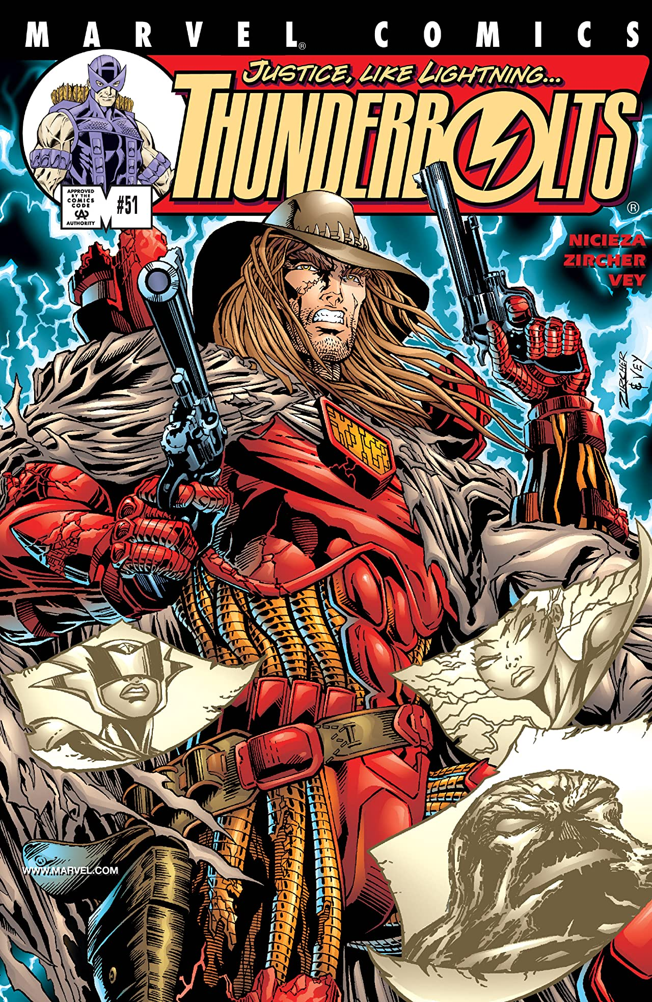 Thunderbolts (1997-2003) #51