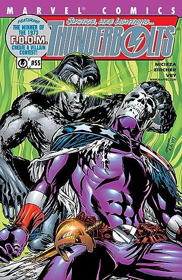 Thunderbolts (1997-2003) #55