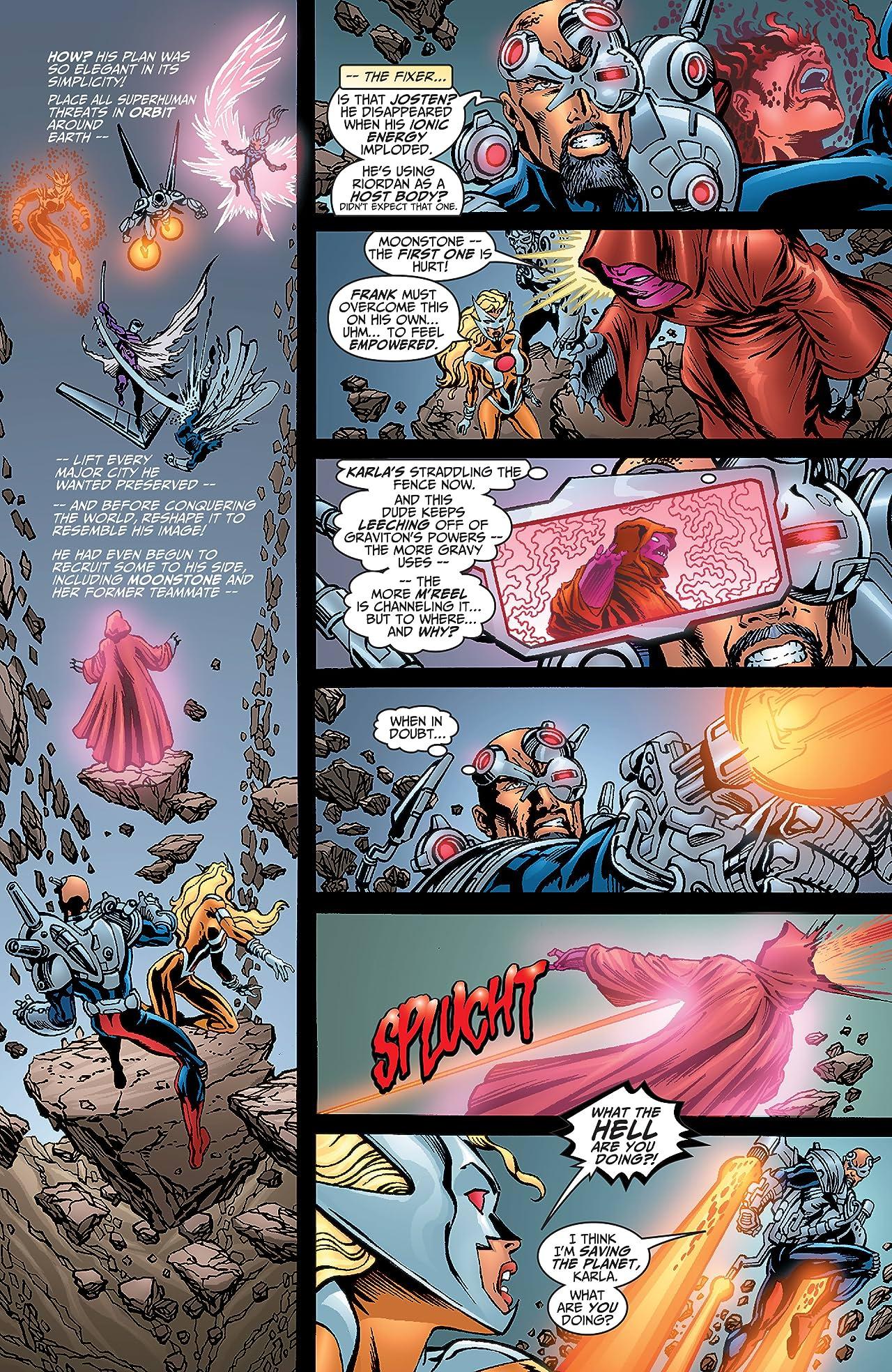 Thunderbolts (1997-2003) #58