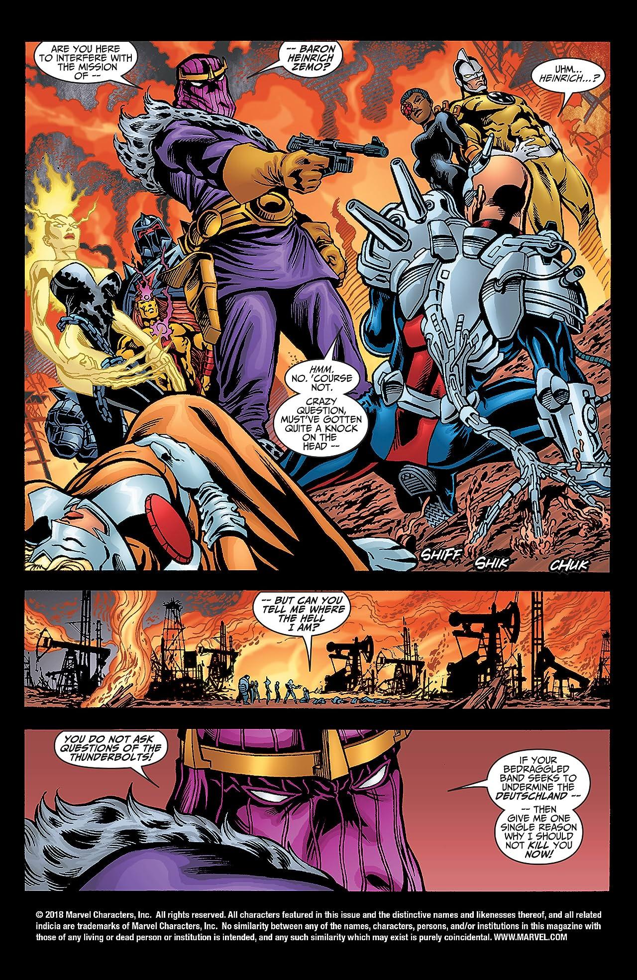 Thunderbolts (1997-2003) #60