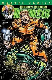 Thunderbolts (1997-2003) #61