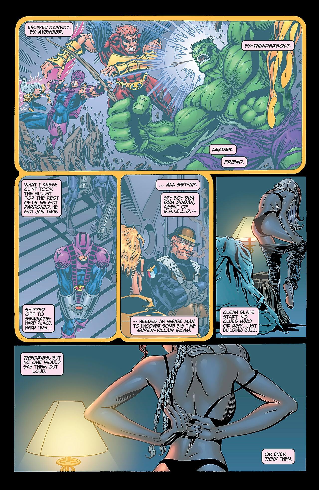 Thunderbolts (1997-2003) #63