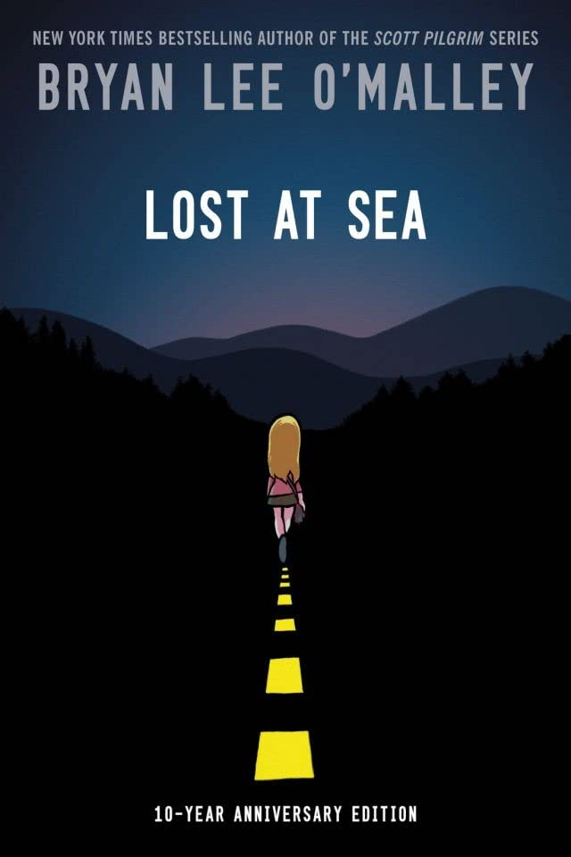 Lost At Sea: 10-Year Anniversary Edition