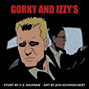 Gorky and Izzy's Trip to Mexico #1