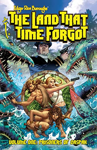 The Land That Time Forgot TPB COMIC_VOLUME_ABBREVIATION 1