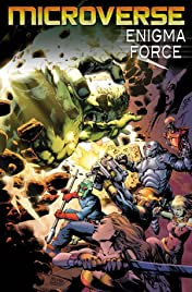 Microverse: The Enigma Force #3 (of 3)