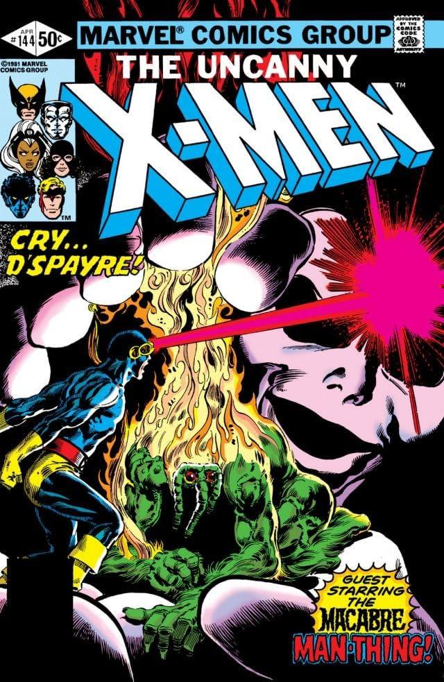 Uncanny X-Men (1963-2011) #144