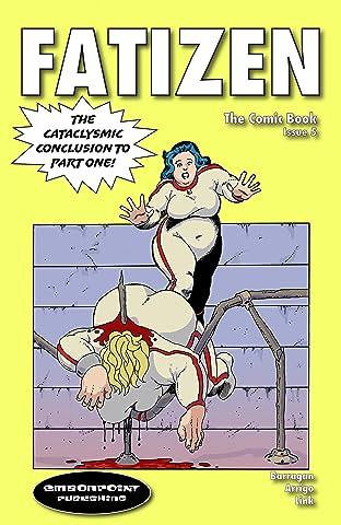 Fatizen: The Comic Book #5