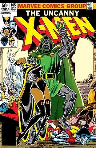 Uncanny X-Men (1963-2011) #145