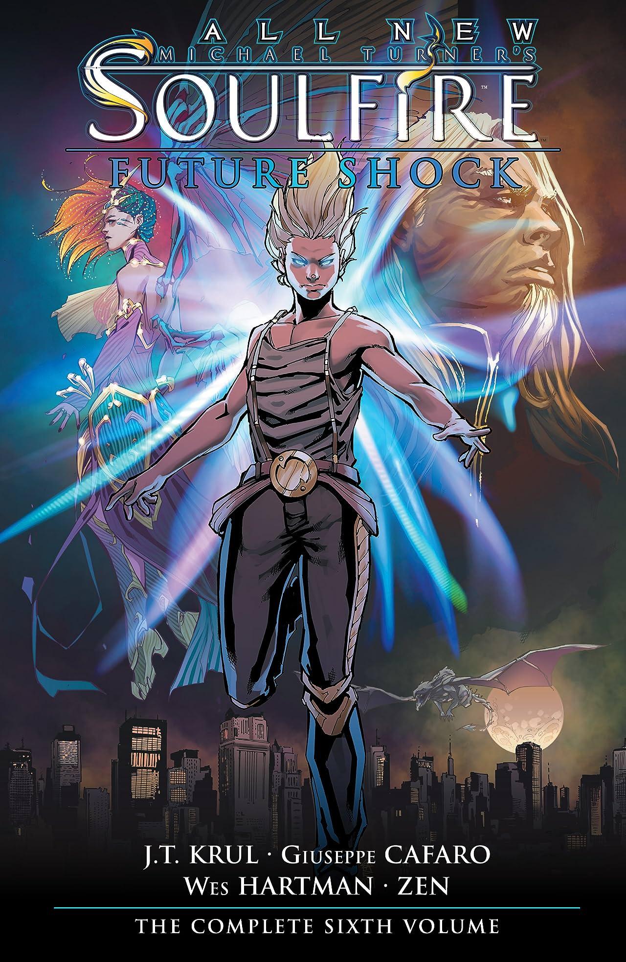 Soulfire Vol. 6: Future Shock