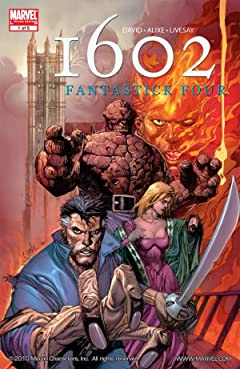 Marvel 1602: Fantastick Four No.1 (sur 5)