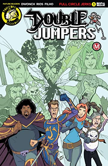 Double Jumpers: Full Circle Jerks #1