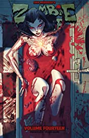 Zombie Tramp Vol. 14: Redeemer Born