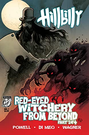 Hillbilly: Red-Eyed Witchery From Beyond #1 (of 4)