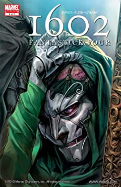 Marvel 1602: Fantastick Four No.2 (sur 5)