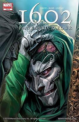 Marvel 1602: Fantastick Four #2 (of 5)