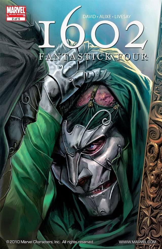 Marvel 1602: Fantastick Four #2