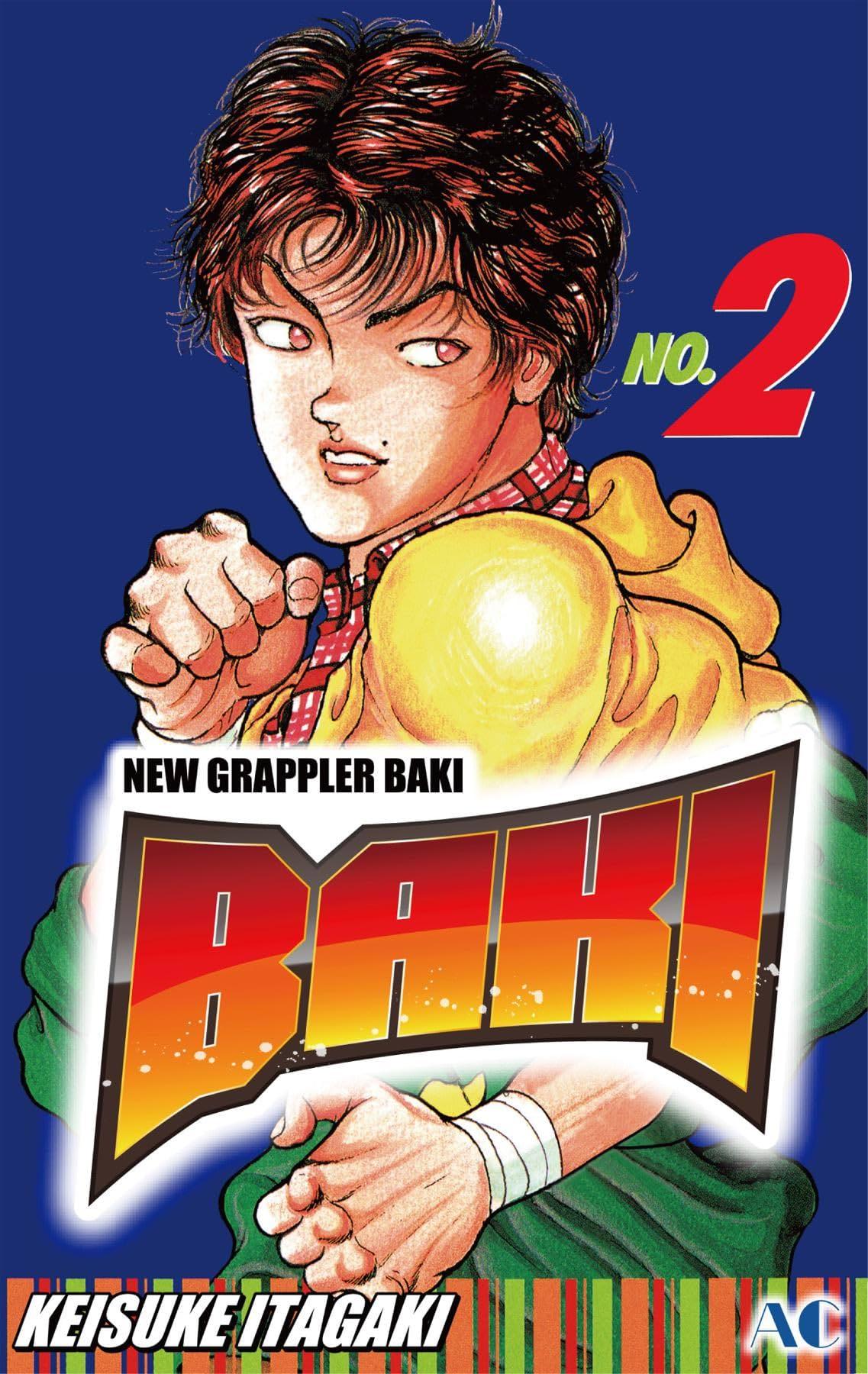 BAKI Vol. 2