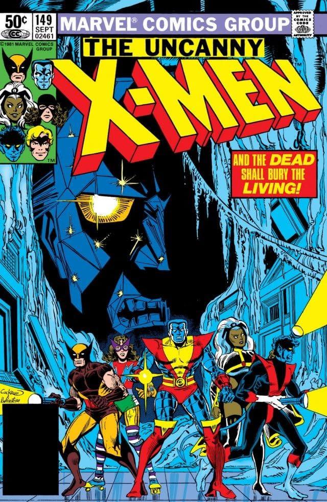 Uncanny X-Men (1963-2011) #149
