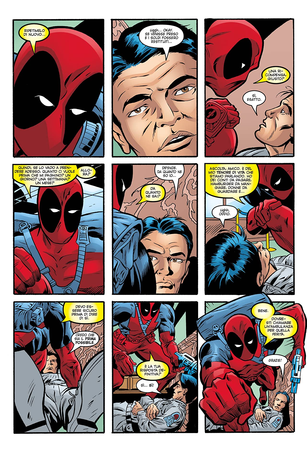 Deadpool Classic Vol. 11: Estate Crudele
