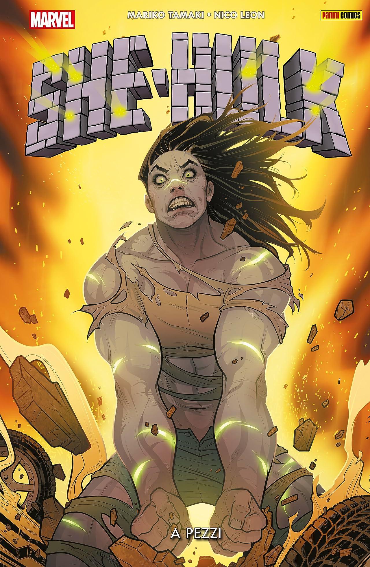 She-Hulk (2017) Vol. 1: A Pezzi