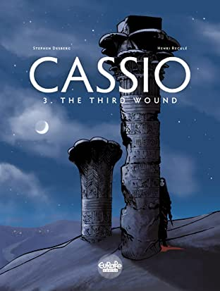 Cassio Vol. 3: The Third Wound