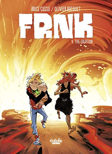 Frnk Vol. 4: The Eruption