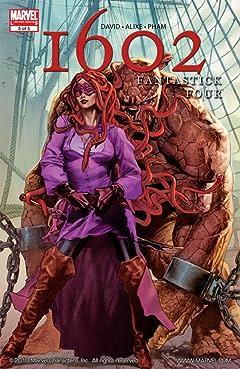 Marvel 1602: Fantastick Four No.3 (sur 5)