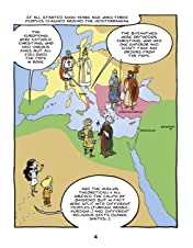 On the History Trail with Ariane & Nino Vol. 3: The Crusades and the Holy Wars