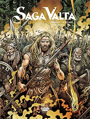 Saga Valta Tome 3
