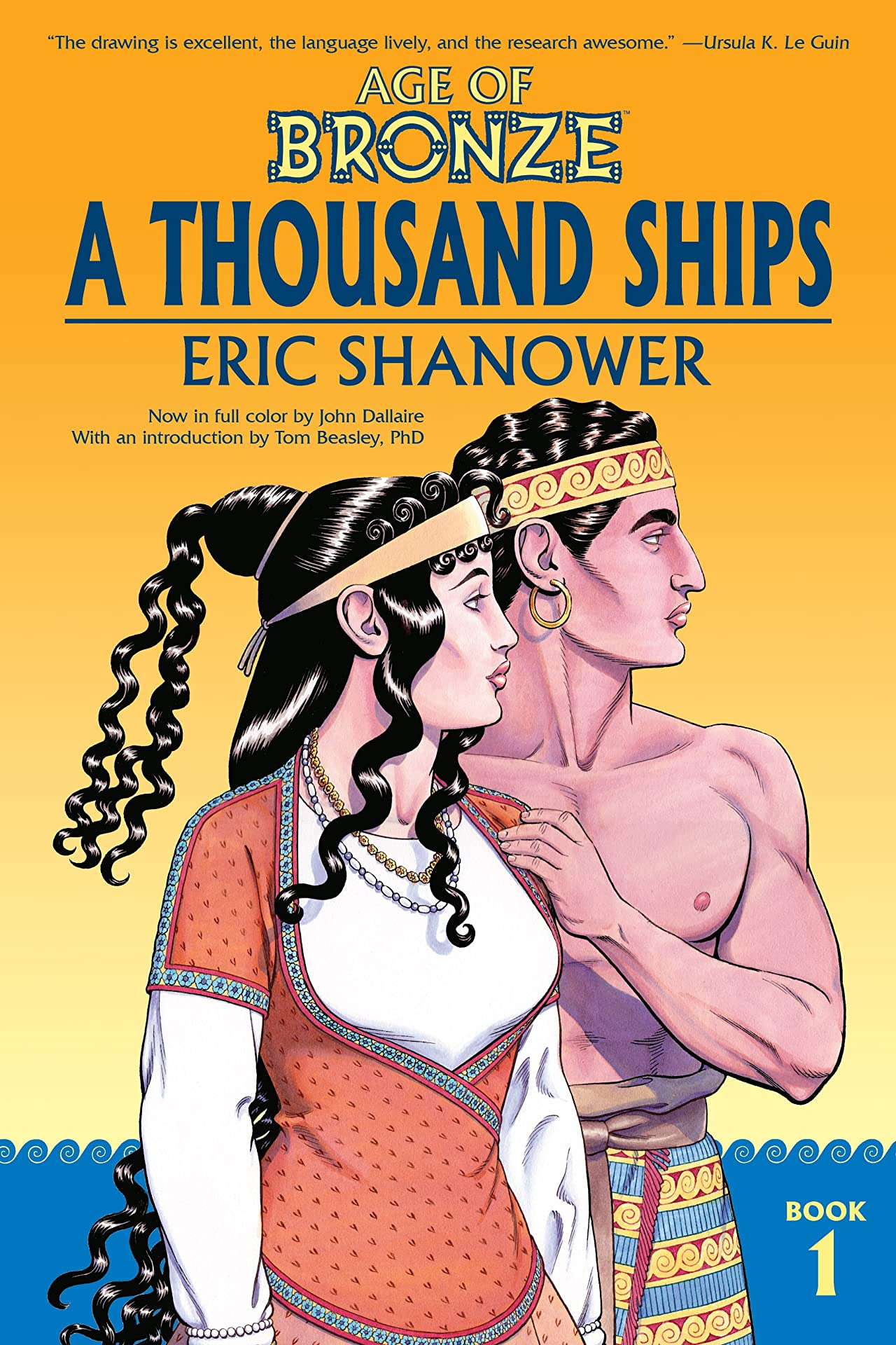 Age of Bronze Vol. 1: A Thousand Ships (2018)