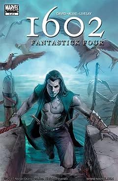 Marvel 1602: Fantastick Four No.4 (sur 5)