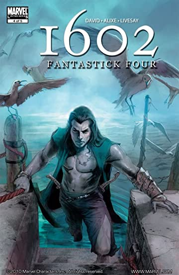 Marvel 1602: Fantastick Four #4 (of 5)
