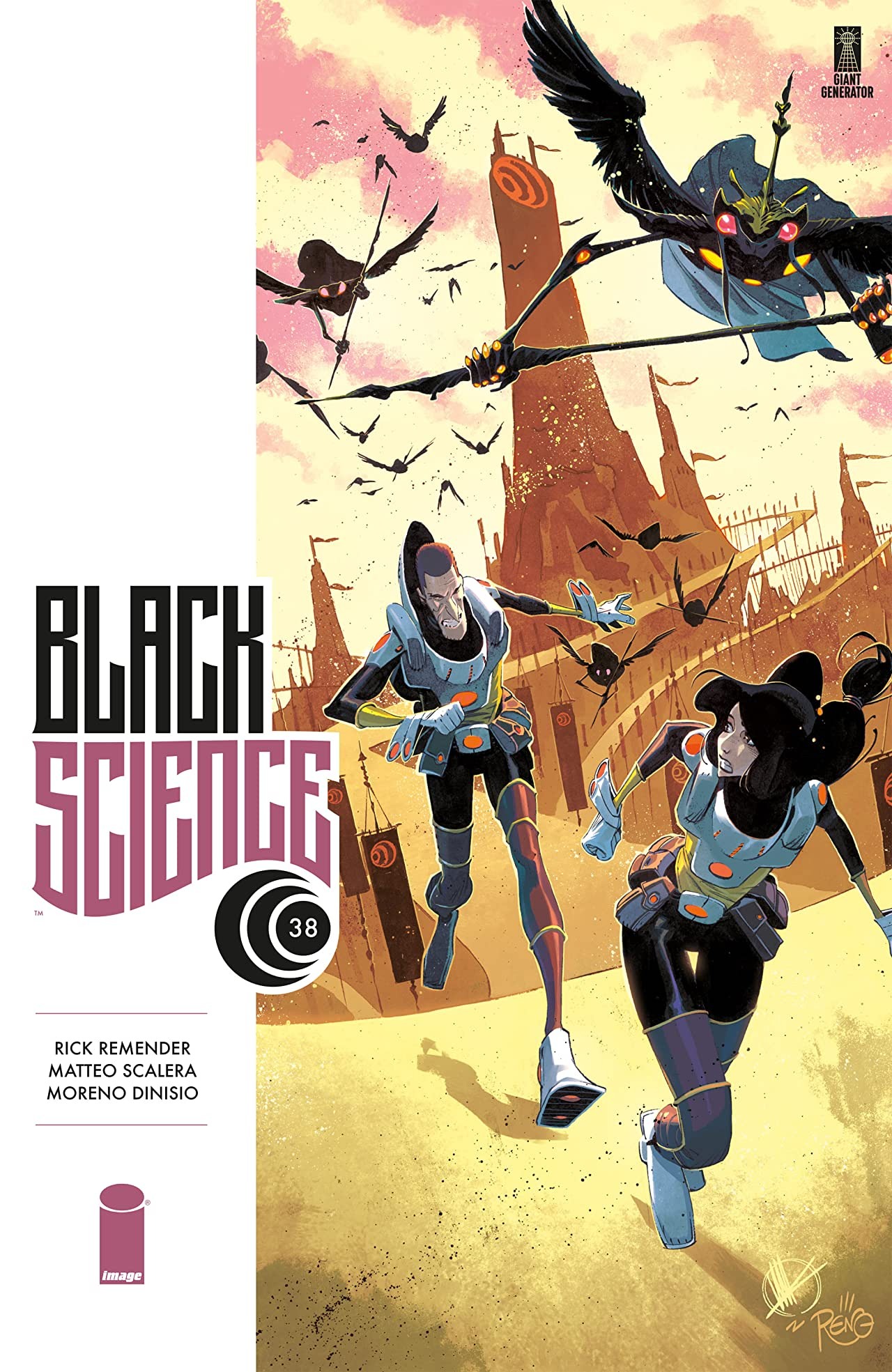 Black Science No.38