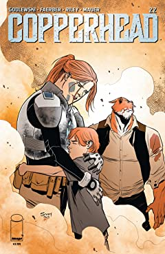 Copperhead #22