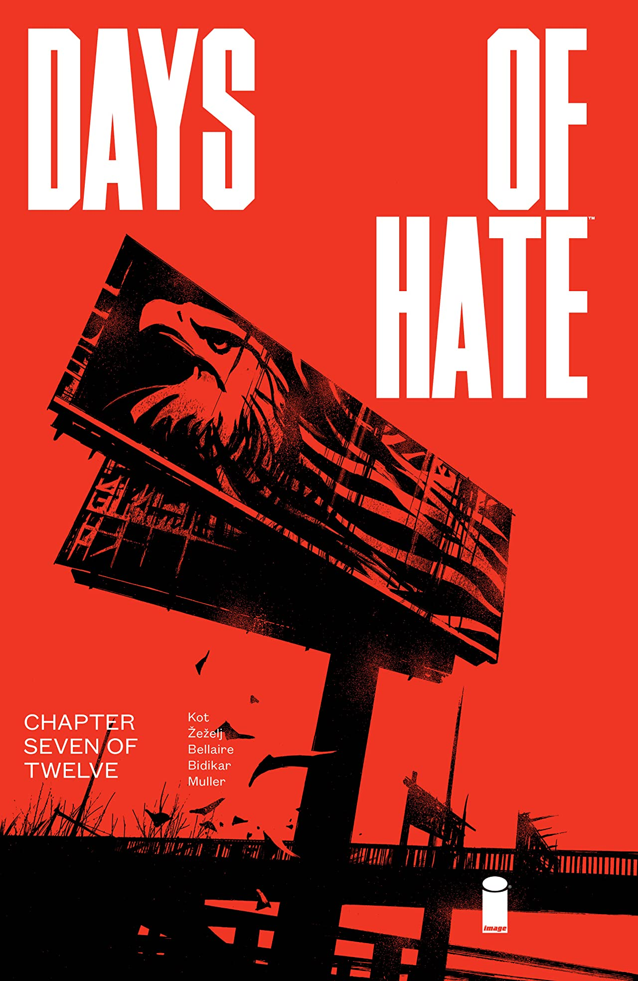 Days Of Hate No.7