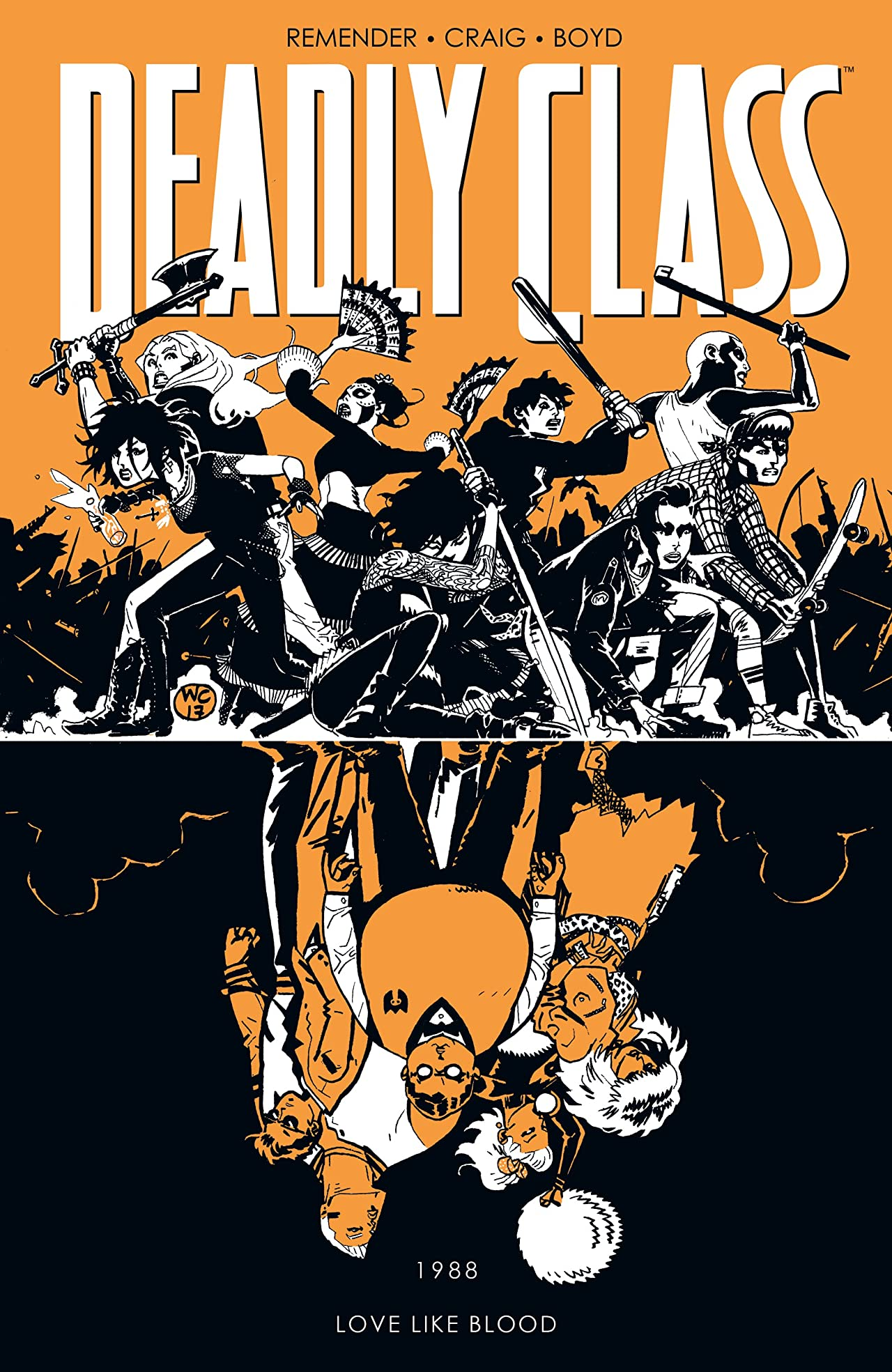 Deadly Class Vol. 7: Love Like Blood