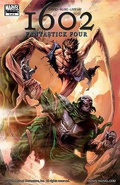 Marvel 1602: Fantastick Four No.5 (sur 5)